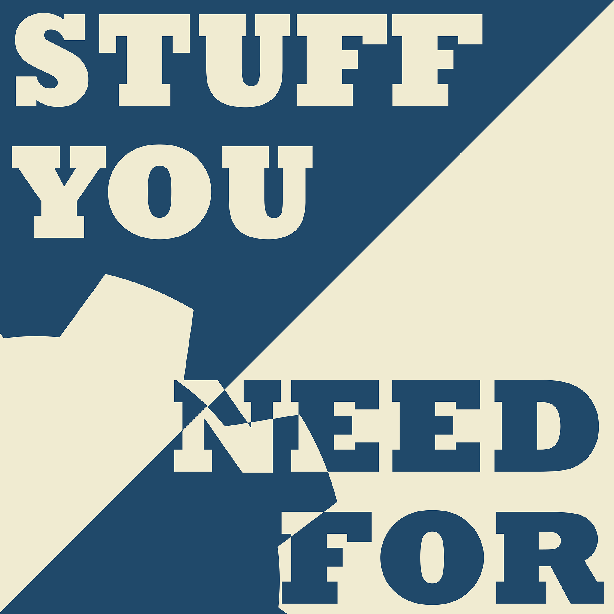 Stuff You Need For Podcast